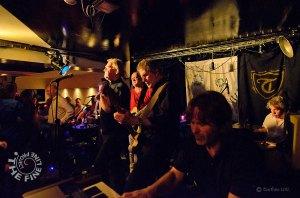 BluesClub live at The Troubadour London, Barthes 2012