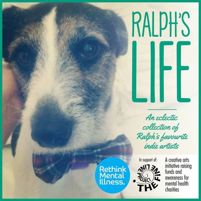 Ralph Fine Line Project Rethink CD cover